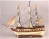 ★帆船模型BONHOMME RICHARD(ボノム・リシャール) VN-103