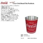 ★コカ・コーラブランド商品!ティンバケツPT-BXA4