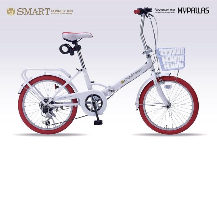 SC-09 【NEW】 折畳自転車20・6SP・オールインワン