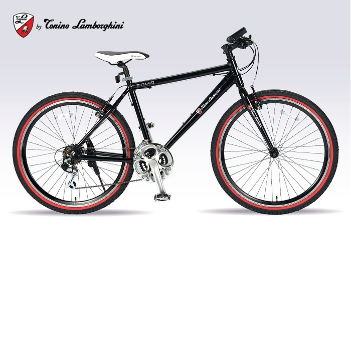 TL-972 クロスバイク26・18SP/アルミ