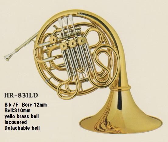 ♪日本初上陸Axis!【新品】フレンチ・ホルンHR-831LD