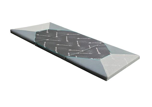 ★限定特価!東京ベッド 三ツ折り敷き布団 ファイテンX50アクアストラクチャー