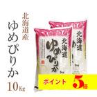 北海道 1等米 特A 白米か玄米 ゆめぴりか 5kg×2袋 平成28年度産 【送料無料】北海道・沖縄・一部地域を除く