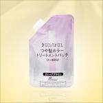 つや髪カラートリートメントパック80g【ディープブラウン】【ポストにお届け】