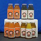 りんごジュース(小)5本、ミックスジュース(小)5本