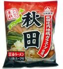 乾燥・秋田醤油ラーメン1食袋