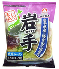 乾燥・岩手磯塩ラーメン1食袋