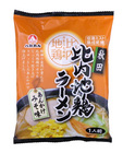 乾燥・秋田比内地鶏あんかけラーメン味噌味1食袋