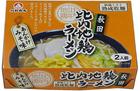 乾燥・秋田比内地鶏あんかけラーメン味噌味2食箱