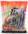 乾燥・広島醤油ラーメン1食袋