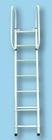 【送料無料】固定ロフトはしご 一段伸縮 8尺