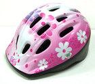 【送料無料】幼児用ヘルメット パルミーキッズ P-MV12 フラワー/ピンク