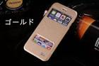 iphone6/6s/6plus/6splusケース  アイフォン窓付手帳型