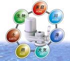 『素粒水』キッチン用浄水器 ONE WATER ECO 【カートリッジのみ】