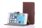 送料無料iphone6/6s/6plus/6splus  アイフォン6/6s/6plus/6splus手帳型 レザーケース カードポケット付き