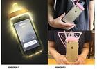 送料無料iphone6s ケース 耐衝撃 iphone6s plus ケース アイフォン6プラス 着信 光るケース 哺乳びん 哺乳瓶 ケース おもしろい 人気 カバー  iphone6 iPhone6 plus