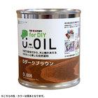 国産●自然塗料U-OIL(ユーオイル)for DIY カラータイプ 【内容量:170ml】