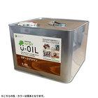 国産●自然塗料U-OIL(ユーオイル)for DIY カラータイプ【内容量:9L】