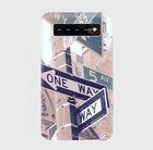 one way NYC モバイルバッテリー モバイルバッテリー 【microUSBコード付き】
