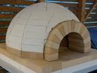 ドーム型ピザ窯キット
