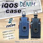 【送料無料】iQOSデニムケースtype1