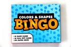 カラー&シェイプ ビンゴゲーム