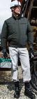 空調服 長袖ブルゾン