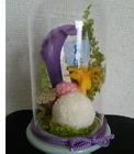 ガラスドーム入り仏花・供花