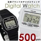 【おひとつさまお1つ限り】激安1円!デジタルウォッチ 時計 メンズ レディース カレンダー 腕時計