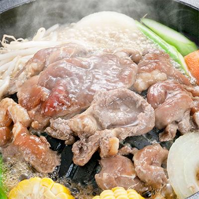 【BB】【北海道直送 ジンギスカン 送料無料】特上ラムジンギスカン 1kg 【老舗名店の味付け】クセがなく柔らかいお肉で食べやすい!【味付き 厚切り バーベキュー BBQ】【/迄】
