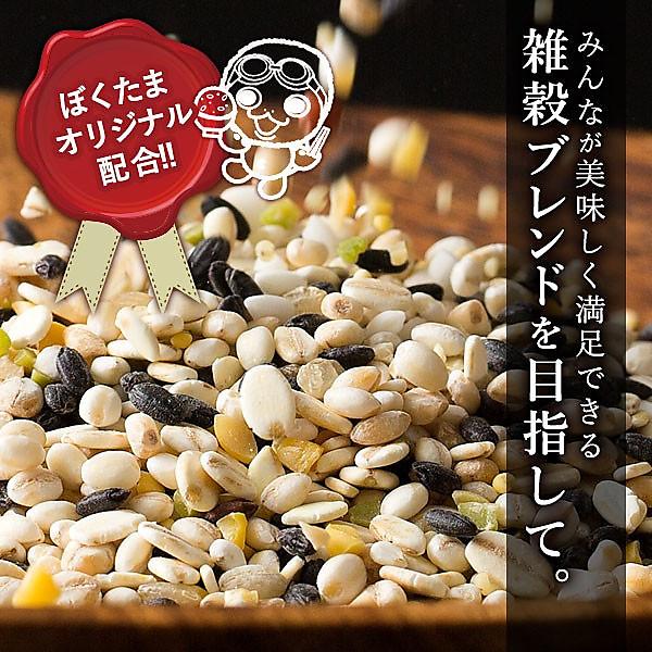 雑穀 雑穀米 国産 ばぁちゃん家の雑穀米 500g 雑穀 雑穀米 送料無料 国内産