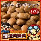 無添加 素焼き サチャインチナッツ120g グリーンナッツ インカインチ スーパーフード 送料無料