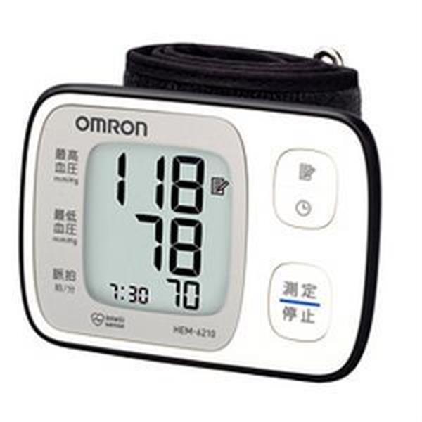【納期約1~2週間】HEM-6210 [OMRON オムロン]手首式血圧計【smtb-u】