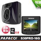 【PAPAGO!(パパゴ)】SONY製 Exmor CMOSセンサー搭載 フルHD 高画質 ドライブレコーダー「GoSafe S30PRO (S30PRO-16G)」【送料無料】