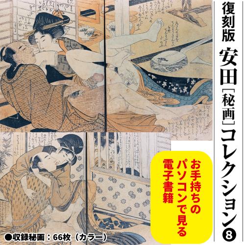 安田[秘画]コレクション⑧ CD-ROM