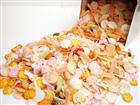 送料無料 【free10】 お好み海鮮彩りせんべい 約2kg