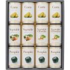 お歳暮と冬の味覚のお届けに ホテルニューオータニ 缶詰セットAOM-50