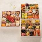お節のお届けは12月30日(月): 豪華和洋中おせち「彩宴」三段重