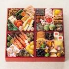 お節のお届けは12月30日(月): 京菜味のむら 京風おせち「雅」四段重