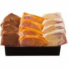 【お中元期間限定】 国産豚ロース味噌漬け3種食べ比べ
