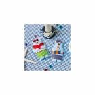 クールなシロクマくん保冷剤 1ケース 180個入(3柄×60個) ,1個当り:128円(税込138円)