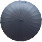 マブ 超軽量24本骨傘 インディゴ MBU‐24P05