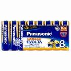 パナソニック エボルタ乾電池単3 LR6EJ/8SW 1P