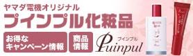 プインプル化粧品