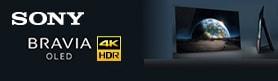 SONY 一面、新世界。4K有機ELテレビ BRAVIA OLED