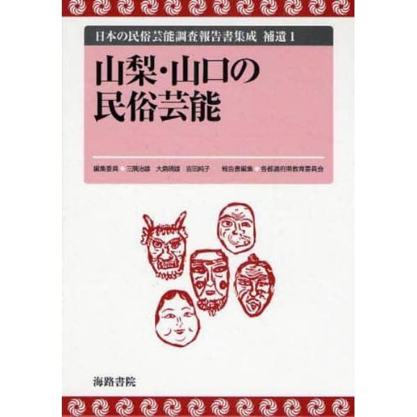 日本の民俗芸能調査報告書集成 補遺1 復刻