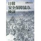日韓安全保障協力の検証 冷戦以後の「脅威」をめぐる力学