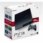 SONY PlayStation3 チャコール・ブラック 160GB CECH-3000A