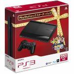SONY PlayStation3 スターターパック チャコール・ブラック CEJH-10022