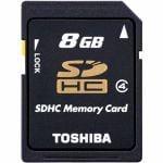 TOSHIBA SDカード SDL008G4